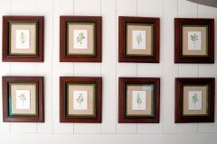 Framed grouping