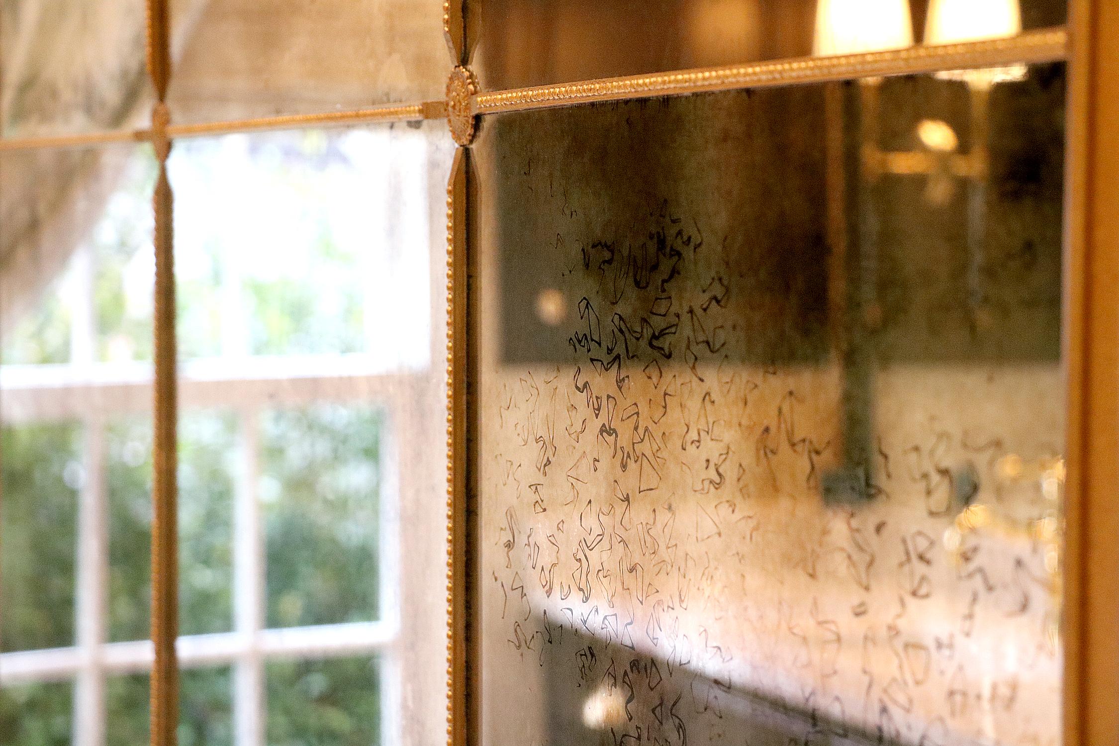 needham antiqued mirror 4