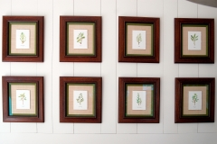 Framed grouping